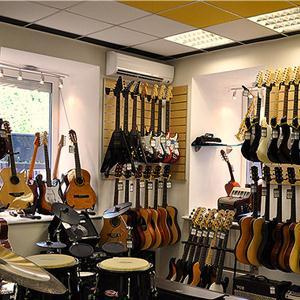 Музыкальные магазины Северодвинска