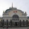 Железнодорожные вокзалы в Северодвинске