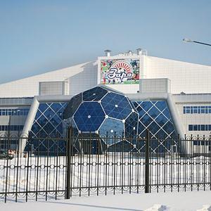 Спортивные комплексы Северодвинска