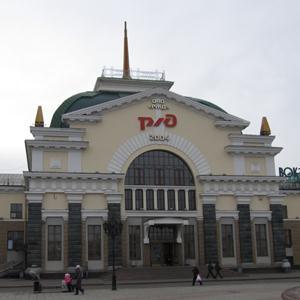 Железнодорожные вокзалы Северодвинска